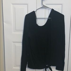 Fabletics backless work out too in size XL